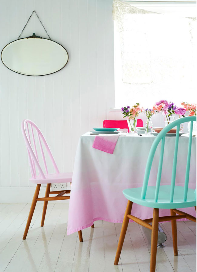 ideas with kitchen pastel furniture cutest color