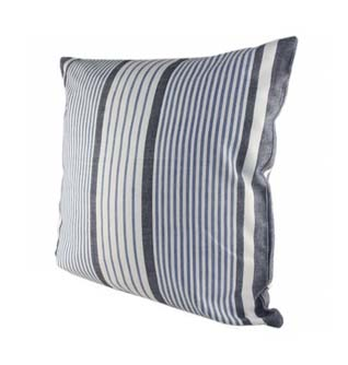 striped cushion