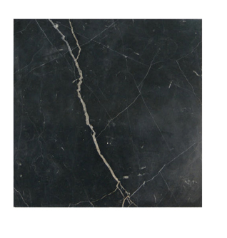 black floor tile