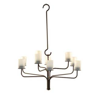 Hanging candle chandelier uk roselawnlutheran candle chandelier mozeypictures Images