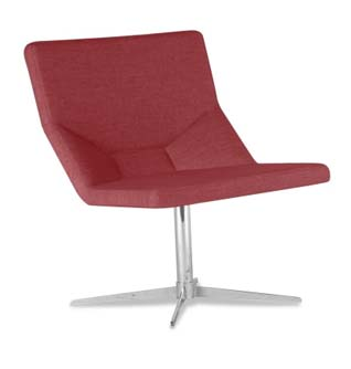 halem red chair