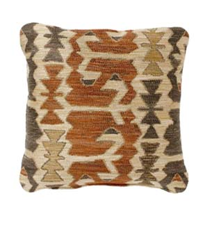 kano rust cushion