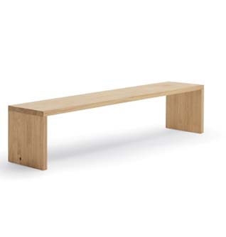 Simple Wooden Bench | The HSD styleindex