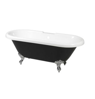 Roll Top Bath