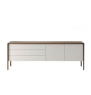 White Door Sideboard