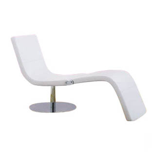 White Lounger