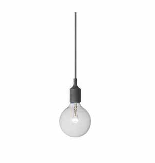 E27 Suspension Light