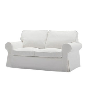 Soft White Sofa