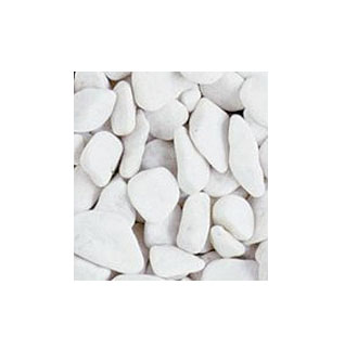 White Pebbles