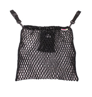 Black Net Bag