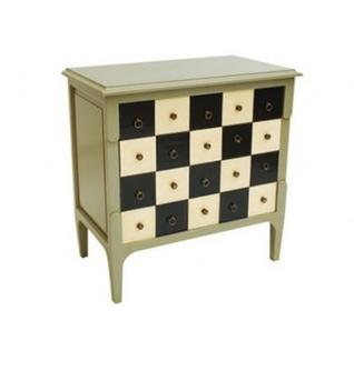 Lutwidge Chequered Chest