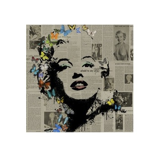 marylin screenprint