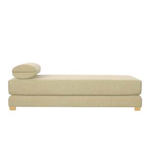Tan Daybed