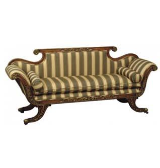 regency couch