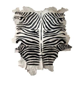 Zebra Rug