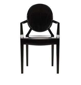 Black Ghost Chair