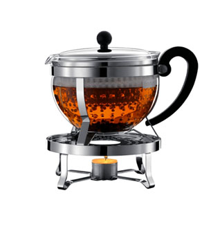 Bodum Rechaud Teapot