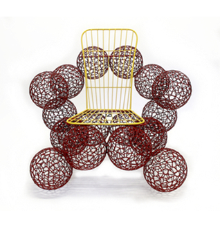 che palle armchair